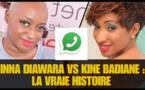 """Affaire Audio avec Inna Diawara - Kiné Badiane révèle tout: """"Diomb na nioumay dégue silou niak fayda..."""" (Vidéo)"""
