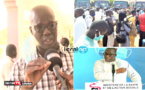 """VIDEO - Arrivée des enseignants: """"Le voyage a été très mal organisé (...), les conditions ne sont pas bonnes"""", Abdou Salam Fall, SELS Louga"""