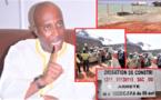 Construction d'un hôtel sur le littoral: La commune de Mermoz Sacré-Cœur arrête les travaux (Reportage LERAL)