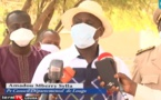 Louga - Reprise des cours: Lancement du processus de désinfection des écoles avec Amadou Mberry Sylla