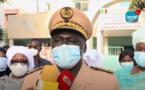 VIDEO / Covid-19: Le Préfet de Dakar et son équipe à Grand-Yoff, pour sensibiliser les populations