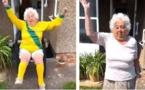 Une arrière-grand-mère de 88 ans devient une star sur TikTok grâce à son déhanché et ses chorégraphies