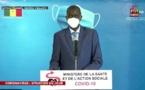 VIDEO - Coronavirus: 1820 testes réalisés, 94 nouveaux cas positifs, 57 patients guéris :Situation du Lundi 01 Juin 2020
