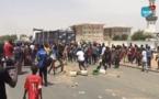 Manifestation de grande ampleur à Touba: Vive tension entre chauffeurs et policiers (Vidéo)