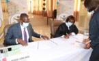Direction générale des Impôts et des Domaines: Signature des contrats d'objectifs et de performance