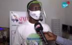 Lutte contre le Coronavirus, SENFABLAB au chevet de la population de Grand Yoff