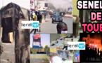 VIDEO: Série d'émeutes à Touba, Tivaouane..., Ambulance brûlée, Agence SENELEC saccagée