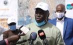 """Bamba Fall, maire: """"La commune est Médina est derrière l'ONAS pour éradiquer définitivement..."""" (Vidéo)"""