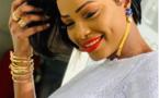 Mbathio Ndiaye plus charmante que jamais, attire et séduit ses fans!
