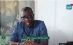 Vidéo / AVC: Les causes, comment faire pour s'en prémunir, les sujets à risque…Dr. Omar Konaté explique tout