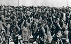 Hommage aux valeureux soldats de la 3ème Cie  tombés au combat du 19 juin 1940 : la liste des combattants africains au Tata de Chasselay