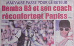 A la Une du Journal Walf Sports du 26 Septembre