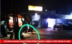 Scène ahurissante, inhumaine: démunie, sans d'argent, une femme chassée de l'hôpital Philippe M. Senghor, accouche à l'entrée de ladite structure