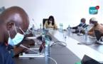 Évaluation Force Covid-19: Le Ministre Zahra Iyane Thiam Diop en première ligne (Vidéo)