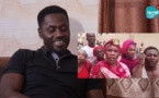 LERAL DIAPALANTE reçoit M. Alioune Badara Kébé