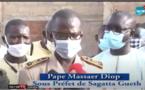 Vidéo - Don de denrées alimentaires aux populations de Sagatta Gueth: Le sous-préfet salue l'initiative