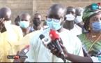 Dons de vivres et de produits d'hygiène aux populations de Ngourane (Vidéo)