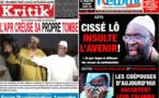 Cissé Lô à la Une des journaux - Revue de presse LERAL NET de ce 07 Juillet 2020