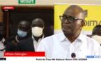 VIDEO - Babacar Ngom, patron de Sedima: «La politique ne m'intéresse pas»