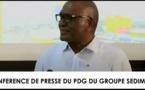 REPLAY - REVIVEZ EN INTÉGRALITÉ LA CONFÉRENCE DE PRESSE DE BABACAR NGOM SEDIMA