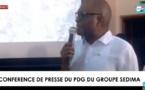 Babacar Ngom de SEDIMA habitait dans une même chambre avec sa mère, son frère et sa femme (Vidéo)