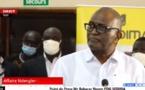 Babacar Ngom, Pdg de SEDIMA, a offert une grande parcelle à l'église, sans tambour ni tintamarre (Vidéo)