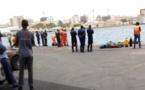 Accident du Port : Le corps sans vie du chauffeur de camion retrouvé