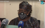"""VIDEO - Les femmes de la plate-forme """"And deggo"""" défendent Marième Faye Sall et ..."""