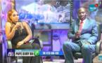 BOROM CHERI COCO EN GUEST STAR SUR LERAL SHOW...  PAPE DJIBY BA