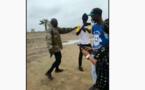 VIDEO/ Ndingler : Un homme armé menace des députés en visite sur le site attribué à Babacar Ngom