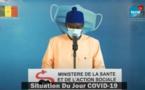Covid-19, Point du Jour: 63 nouveaux cas dont 13 communautaires, 68 guéris, 34 cas graves, 2 décès, 2533 personnes sous traitement