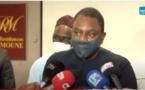 Atelier de renforcement des capacités: Le Directeur du Cadre de vie et de l'Hygiène publique Oumar Bâ, explique