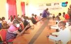 VIDEO - L'Association Ngoden Ngam Bametaaré de Thialy, offre des produits sanitaires estimés à 5 millions FCfa
