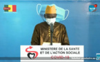 "Le point de situation du ""Coronavirus"" au Sénégal de ce Mardi 21 Juillet 2020"