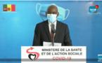 """Le point de situation du """"Coronavirus"""" au Sénégal de ce Jeudi 23 Juillet 2020"""