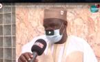 Vidéo - Prière à la Grande mosquée de Louga : L'adjoint au maire encense le maire Moustapha Diop