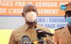 VIDEO / Evacuation des eaux usées: La station d'épuration de Dalifort inaugurée