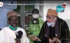 VIDEO - La délégation marocaine chez feu le Khalife Cheikh Ahmed Tidiane Niass !