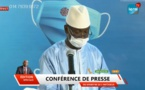 REPLAY: CONFÉRENCE DE PRESSE DU MINISTRE DE L'INTÉRIEUR