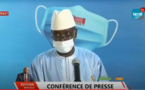 Covid-19 / Annonce de 4 mesures: Aly Ngouille Ndiaye hausse le ton !