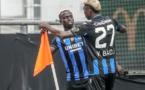 Doublé de Krépin Diatta, premier but de Youssouph Badji avec Bruges (Belgique)
