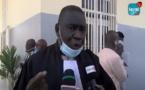 Procès du foncier de Tobène : Me Assane Dioma Ndiaye, à la rescousse des journalistes bloqués par les forces de l'ordre, décante la situation...