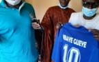 Soutien - La Jeanne d'Arc de Dakar remet une enveloppe de 400.000 F CFA à Mbaye Guèye Tigre de Fass