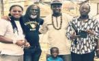Tiken Jah Fakoly et Didier Awadi  aux présidents accros :  « Quitte le pouvoir !», un message fort accompagné d'une très belle musique