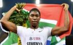 """Testostérone - Caster Semenya: """"Je refuse que World Athletics me drogue ou m'empêche d'être qui je suis"""""""