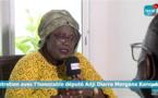 """VIDEO - Adji Diarra Mergane Kanouté: """"Nous déplorons l'attitude de certains membres de l'opposition qui ..."""""""