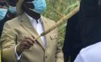 En direct de Niakhar: L'arrivée du Président Macky Sall
