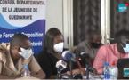 VIDEO - Plus de 6,5 milliards FCfa pour le PRODAC avec le ministre de la Jeunesse