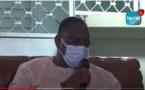Vidéo - Macky Sall  à Kaffrine pour présenter ses condoléances à la famille de Baye Wilane