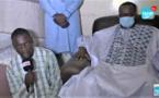 Wadial Magal - Serigne Cheikh Bara MBACKE Khadim accueille LERAL TV